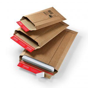 Colompac CP 10.06 minigolf kartonnen envelop