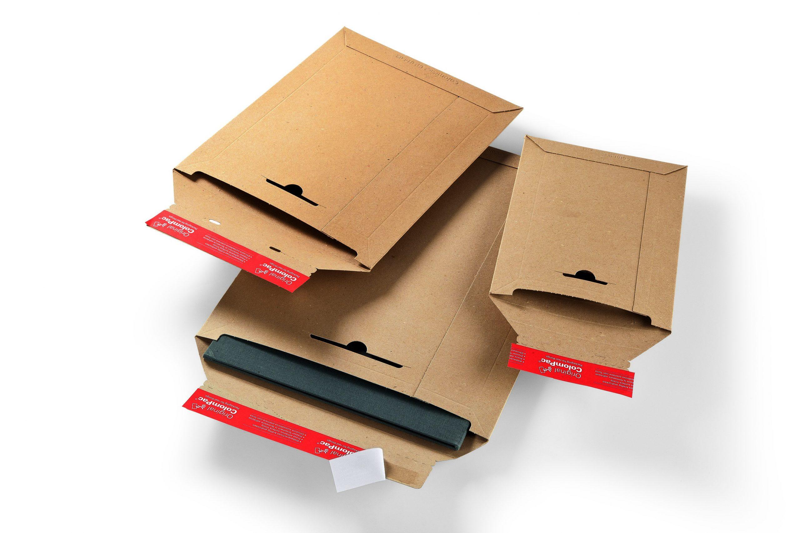 Colompac CP 14.02 massief kartonnen envelop