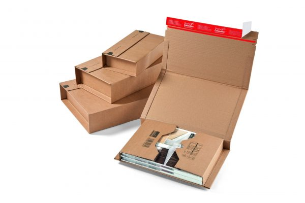 Colompac boek-universele verpakking CP 20.04 A5+