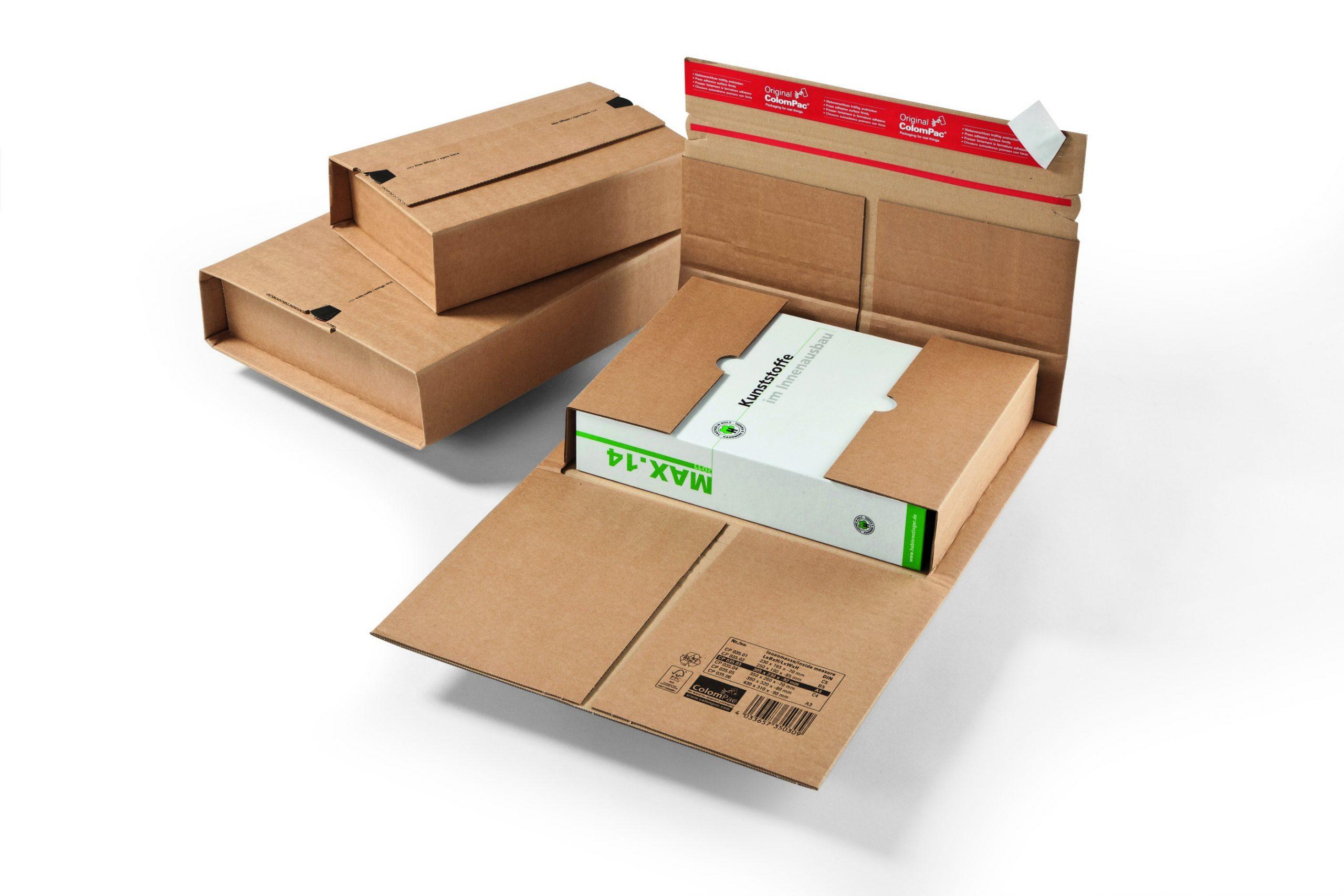 Colompac boek-universele verpakking cp 35.04 A4+
