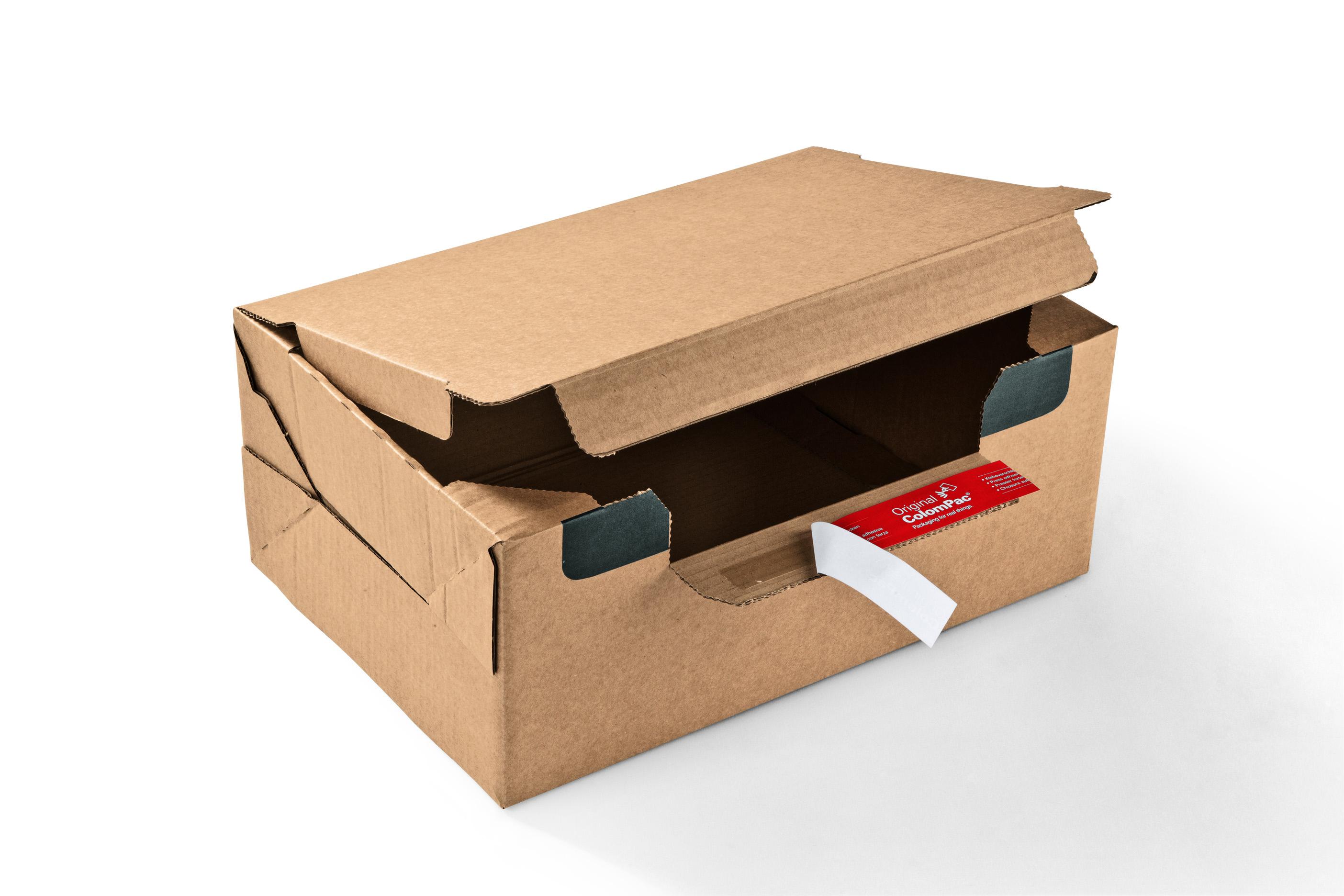 Colompac Retourbox