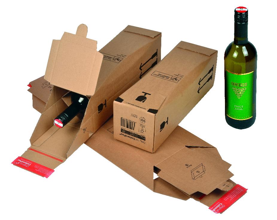Colompac wijnfels doos CP 181.101